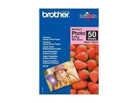 Brother BP61GLP50 Premium Glossy Photo Paper 10x15cm 50sheets -  - 2NDC-32830 - 1