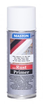 Maston Anti Rust-primer valkoinen 400ml -  - 4104040009910 - 1