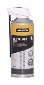 Maston vaseliinispray kirkas 400ml -  - 6412490000530 - 1