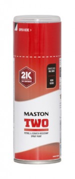 Maston Two 2K liikennepunainen RAL3020 400ml -  - 6412490037550 - 1