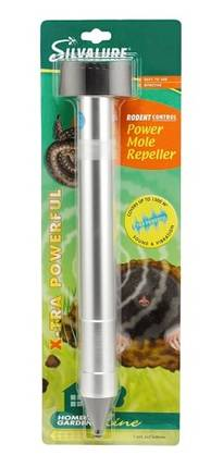 Silvalure Power Mole Repeller -  - 7313740001750 - 1
