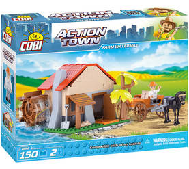 COBI - FARM WATERMILL 150 + 2 FIG -  - 2NDC-100720