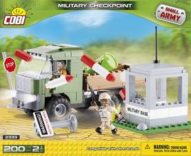 COBI - Military Checkpoint 200 OSAA -  - 2NDC-100670