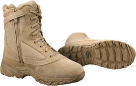 Chase Tactical Side Zip Tan - Original S.W.A.T. -jalkineet -  - 2NDC-35170 - 1
