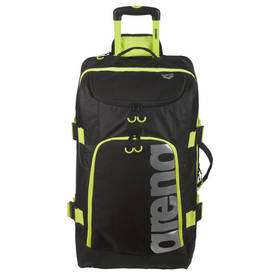 Fast Cargo Trolley 80L, 74x40x27cm black/acid yellow, Arena -  - 2NDC-153820 - 1