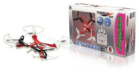 Jamara Kauko-ohjattava kopteri R/C Drone Triefly 4+5 Channel RTF / Photo / Video / With Lights / 360 -  - 2NDC-159670 - 1