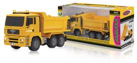 Jamara Kauko-ohjattava kuorma-auto R/C Dump Truck MAN 3+4 Channel RTR / Sound / With Lights / 4-WD 2 -  - 2NDC-159700 - 1