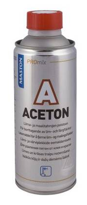 Maston asetoni 450ml -  - 6412496050010 - 1