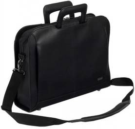 "TARGUS EXECUTIVE 14"" LEATHER CASE BLACK -  - 2NDC-97440 - 1"