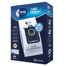 Electrolux Pölypussi S-Bag Classic Long Performance 4kpl - Imurit - 2NDC-204280 - 1