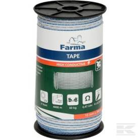 Aitanauha Farma HighCond 10 mm 200m - Aitanauhat ja -langat - 8719607146470 - 1