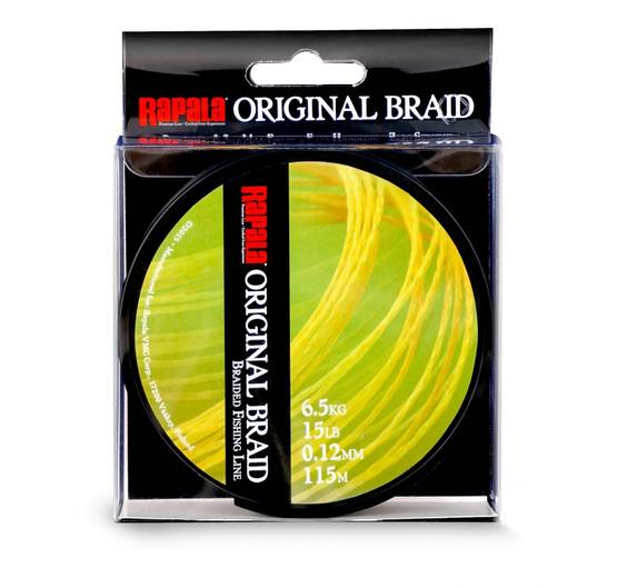 Rapala Original Braid kuitusiima 0,30 mm -  - 024777701090 - 1