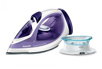 PHILIPS EASYSPEED PLUS CORDLESS STEAM IRON -  - 2NDC-108910 - 1