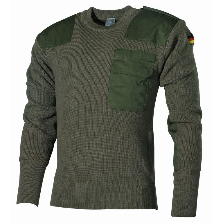 Bundeswehr villapaita - Armeijan tekstiilit ja asusteet - 4044633016621 - 1 9e5d12928e