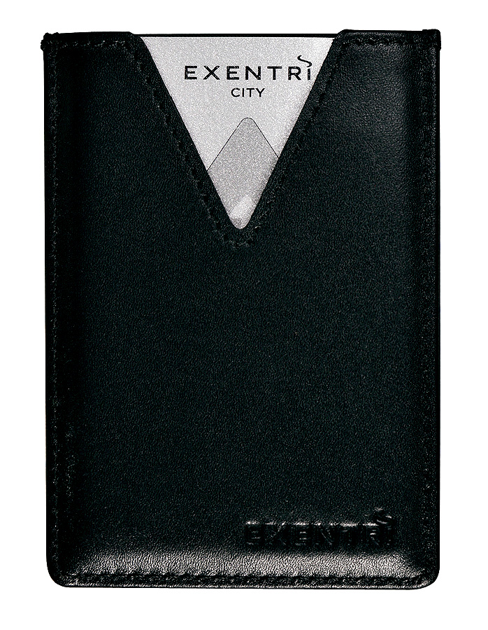 Exentri CITY, 701 black -  - 2NDC-102921 - 2