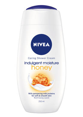 Nivea suihkusaippua 250ml Honey&Milk -  - 4005900105431 - 1