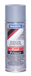 Maston Anti Rust-primer harmaa 400 ml -  - 4104040010831 - 1