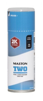 Maston Two 2K taivaansininen RAL5015 400ml -  - 6412490037581 - 1