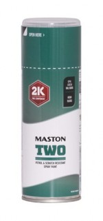 Maston Two 2K opaalinvihreä RAL6026 400ml -  - 6412490037611 - 1