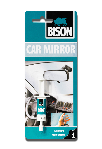 BISON Car Mirror Adhesive 2 ml - Autotarvikkeet - 8710439038681 - 1