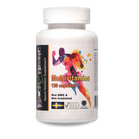 Back2Basic Multivitamiini 120 kapselia -  - 2NDC-166321 - 1