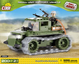 COBI - SMALL UNIT SUPPORT VEHICLE 200 OSAA -  - 2NDC-100671 - 1