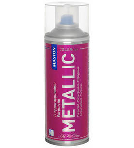 Metallic Purppuranpunainen 400ml -  - 6412492108111 - 1
