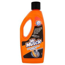 MrMuscle Viemärigeeli 500 ml -  - 5000204810721 - 1