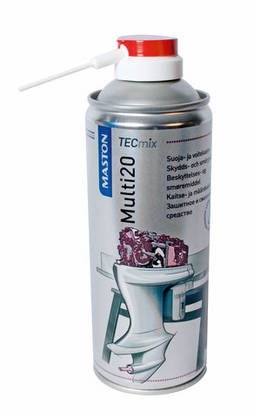 Maston TECmix Multi20 400 ml -  - 6412490000462 - 1
