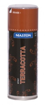 Maston Spraymaali Terracotta effect 400m -  - 6412490036942 - 1
