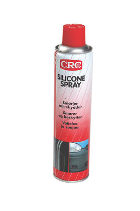 CRC Silicone spray 400ml -  - 5412386275302 - 1