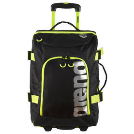 Fast Flight Trolley 50L, 52x40x27cm black/acid yellow, Arena -  - 2NDC-153822 - 1