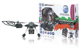 Jamara Kauko-ohjattava kopteri R/C Drone Oberon Altitude 4+6 Channel RTF / Photo / Video / With Ligh -  - 2NDC-159672 - 1