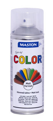 Maston Color lakka matta 400 ml -  - 6412491203312 - 1