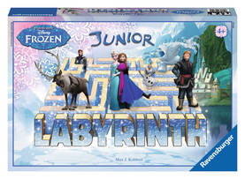 Ravensburger Junior Labyrintti Frozen lautapeli -  - 2NDC-184682 - 1