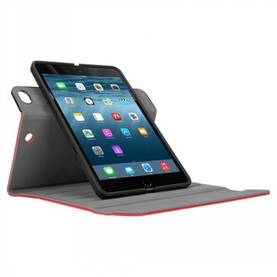 TARGUS VERSAVU IPAD MINI 1,2,3 RED -  - 2NDC-97422 - 1