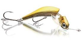 Wake Jigwobbler Yellow Chrome 6,5cm 18 g -  - 6430036510282 - 1