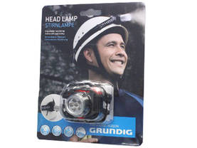 Grundig Headlamp 6led -  - 2NDC-71013 - 1