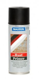Maston Anti Rust-primer musta 400ml -  - 4104040009903 - 1