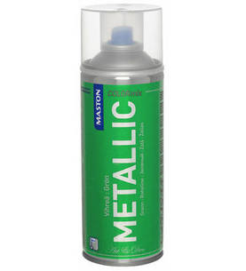 Maston spraymaali Metallic vihreä 400ml -  - 6412492108173 - 1