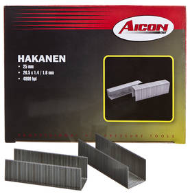 Aicon hakanen 25mm 4800 kpl -  - 6419773624063 - 1