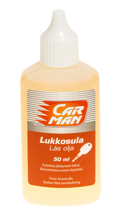 Carman lukkosula 50ml -  - 6410411913723 - 1
