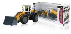 Jamara Kauko-ohjattava kauhakuormaaja R/C Wheel Loader Liebherr 3+4 Channel RTR / Sound / With Light -  - 2NDC-159703 - 1