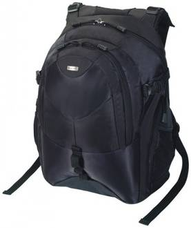 "TARGUS CAMPUS 16"" BACKPACK BLACK -  - 2NDC-97273 - 1"