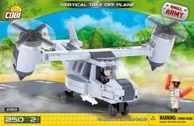 Vertical Take Off Plane - Cobi -  - 2NDC-100683 - 1