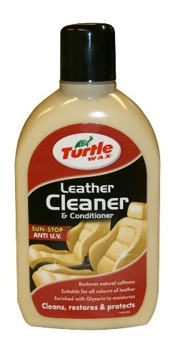 Turtle Leather Cleaner 500 ml -  - 074660013663 - 1