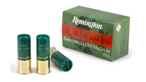 Remington Light Magnum 12/70 42g - Haulikon patruunat - 8034134044243 - 1