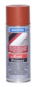 Maston Anti Rust-primer punaruskea 400ml -  - 4104040010824 - 1