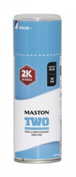 Maston Two 2K vaaleansininen RAL5012 400ml -  - 6412490037574 - 1