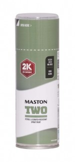 Maston Two 2K Reseda vihreä RAL6011 400ml -  - 6412490037604 - 1